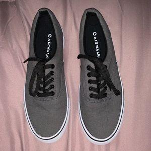 Grey airwalks